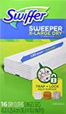 SWIFFER SWEEPER PRO CLOTHS, PROFESSIONAL - 16