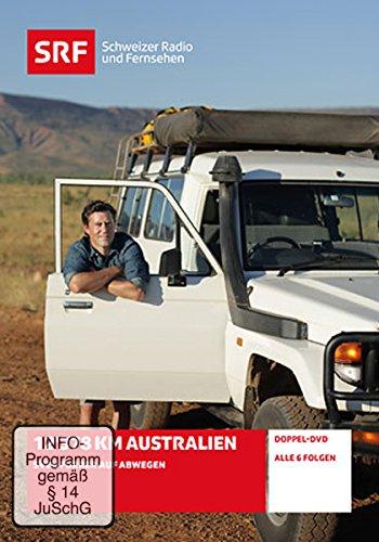 Sven Furrer auf Abwegen - 12.378 km Australien