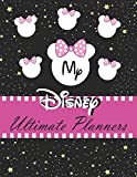 My Disney Ultimate Planners: Walt Disney World Planner Vacation Mickey Mouse Daily Organizer Planner Travel for Kids
