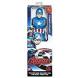 Marvel Avengers - C0757 - Avengers Figurine Titan 30cm Captain America