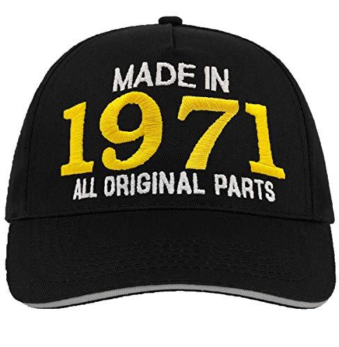 cappello 50 anni compleanno uomo Bombo Cappello per Compleanno 50 Anni
