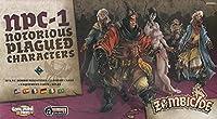 Zombicide: Black Plague Notorious Plagued Characters 1 Expansion [並行輸入品]