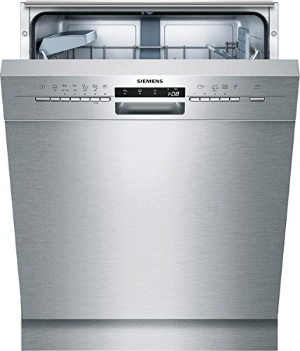 Siemens SN46P532EU iQ500 Unterbaugeschirrspüler / A+++ / 234 kWh/Jahr / 13 MGD / 2660 l/Jahr / GlasSchonsystem / AquaStop