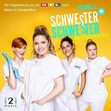 Schwester, Schwester - Hier liegen Sie richtig!, Vol. 2 (Die Originalmusik aus der RTL Serie)