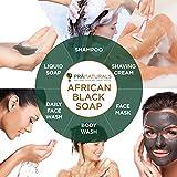 Zoom IMG-2 pranaturals sapone nero africano 200g
