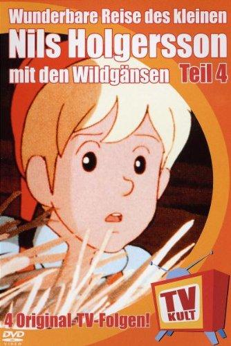 TV Kult - Die Wunderbare Reise des kleinen Nils Holgersson mit den Wildgänsen - Folge 4