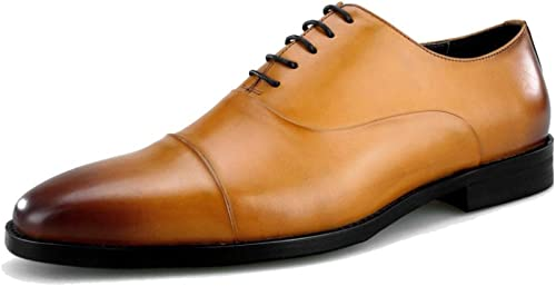YCGCM Chaussures pour Hommes, Angleterre, Affaires, Dentelle, Chaussures Décontractées Et Basses, Confortables, Portables