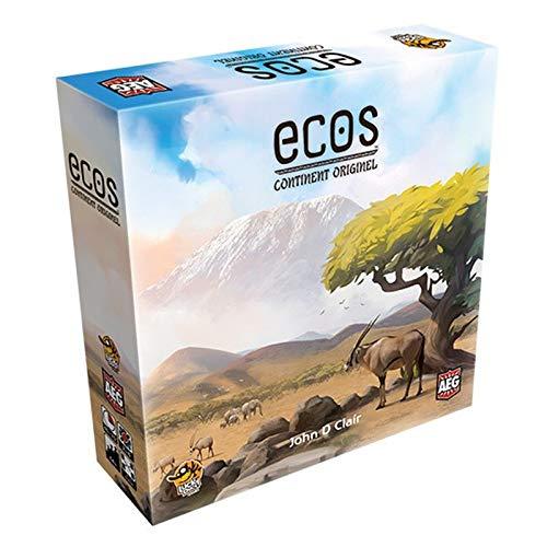 Ecos Continent Originel - Versión francesa