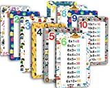 Homeschooling Math Flash Cards Times Tables Math Resources UK