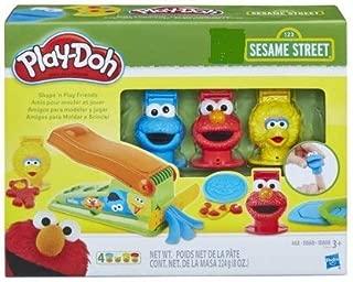 Play-Doh Sesame Street Shape 'N Play Friends