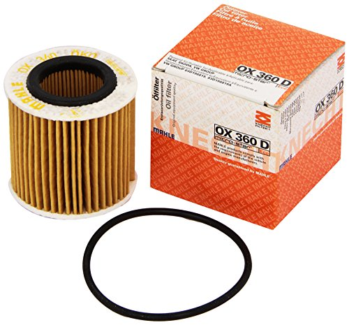 Mahle Knecht OX 360D oliefilter