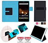 reboon Hülle für Acer Iconia Talk S A1-734 Tasche Cover Hülle Bumper | in Schwarz | Testsieger