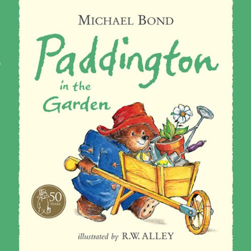 Paddington in the Garden cover art