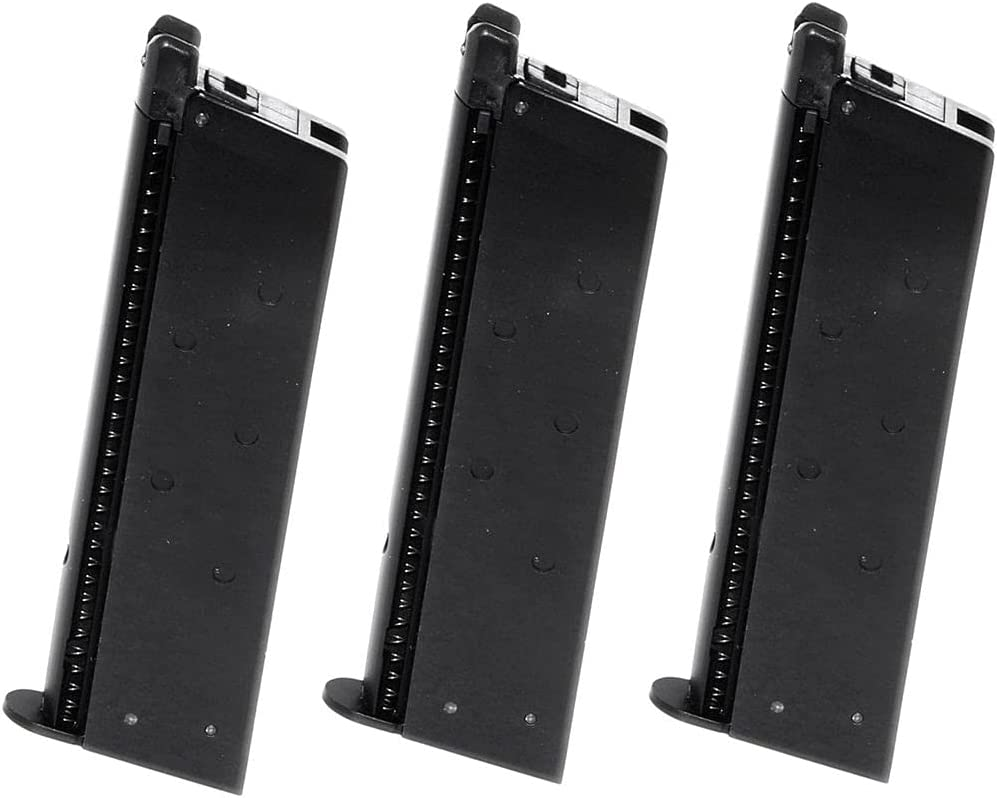 Airsoft Spare Parts WE WE-TECH 3pcs 16rd EMG Gas Free shipping New for Magazine 70% OFF Outlet