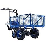 Landworks Utility Service Cart Wheelbarrow Power Wagon Super Duty...