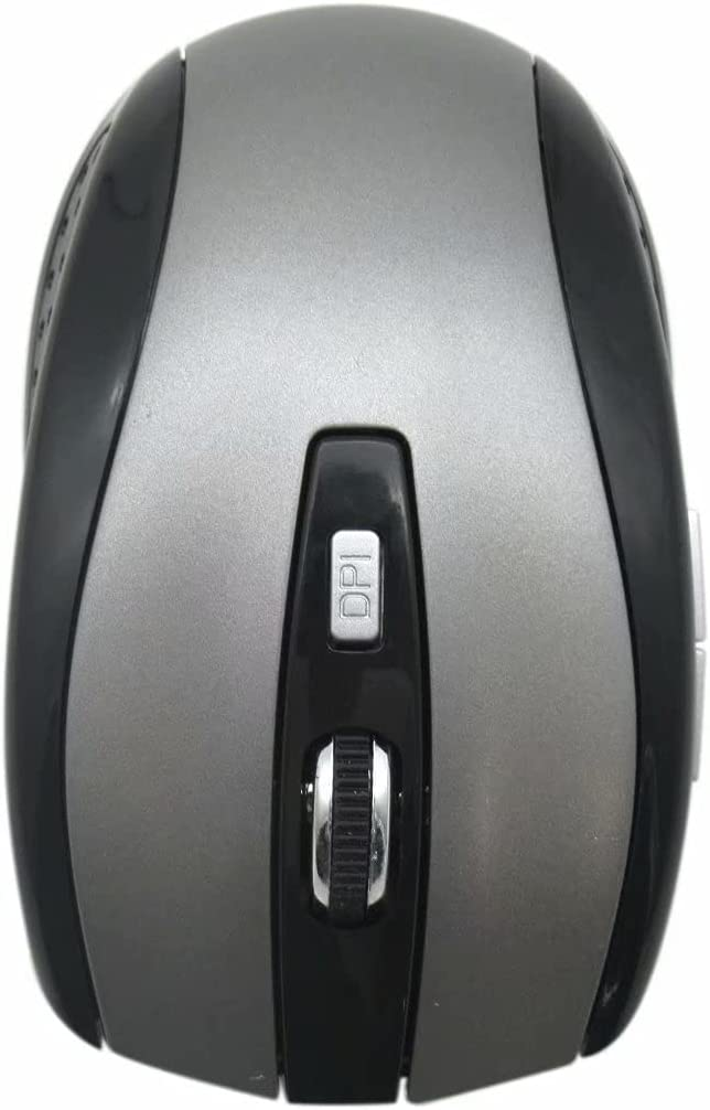 WGL 2.4GHz Wireless Japan Maker New Gaming Mouse 800-1200-1600DPI Fees free!! USB Receiver G