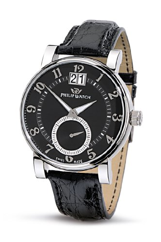Philip Watch Orologio al Quarzo Man Wales 44.0 mm