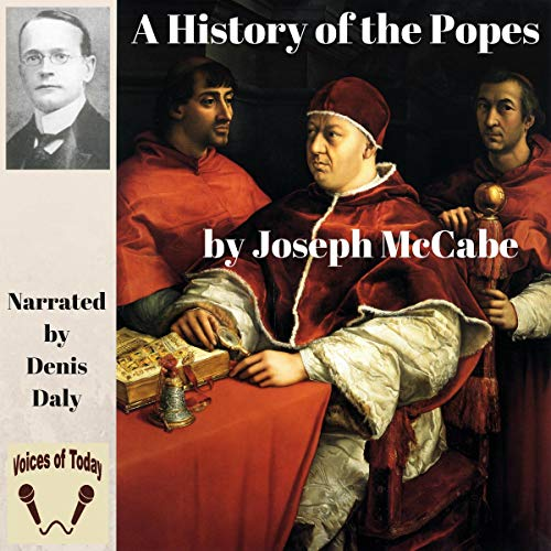 A History of the Popes cover art