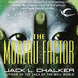 The Moreau Factor cover art