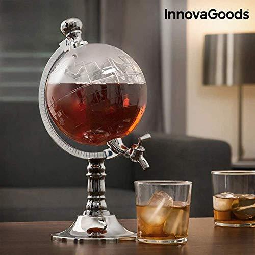InnovaGoods, Globus-Getränkespender, aus PMMA, Maße: 15 x 20 x 32 cm