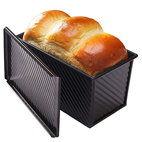 CANDeal Für 450g Teig Toast Brot Backform Gebäck...