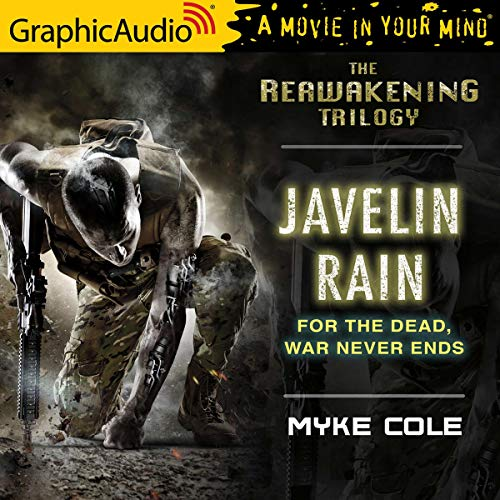 Javelin Rain cover art