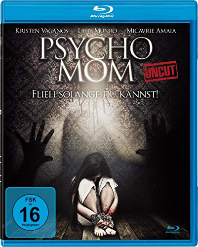 Psycho MOM - Flieh solange du kannst! (uncut) [Blu-ray]