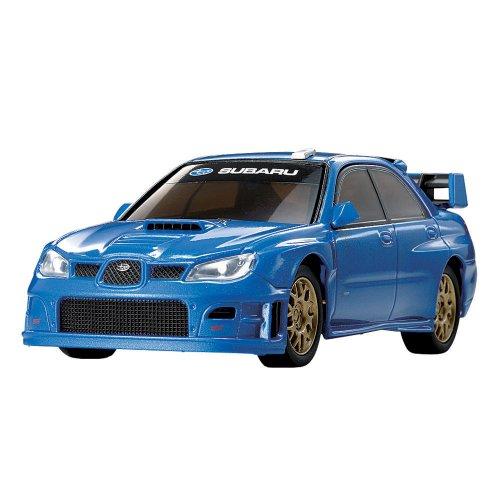dNaNo FX-101用 スバル インプレッサ WRC 2006 プレインカラーバージョン メタリックブルー No.DNX301MB