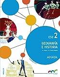 Geografía e Historia 2. (Trimestres - Colegios Bilingües) (Aprender es crecer en conexión) - 9788469815083