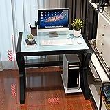 Mesa de ordenador Escritorio de la computadora, escritorio, mesa de escritorio de la computadora sencilla, simple escritorio, dormitorio, escritorio, hogar, estudiante, el alquiler de la habitación, e