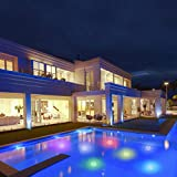 Floating Pool Lights 1PK, LED Color-Changing...
