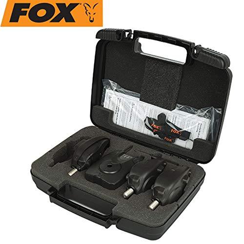 Fox Micron MX Bissanzeiger Set 3+1 - Funkbissanzeiger Set