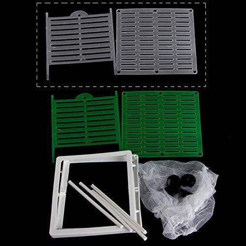 LANDUM Isolateur de gaze pour aquarium - Taille S