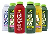 3-Day Juice Cleanse with Probiotics by Juice From the RAW® - Improve Digestive System / Lose Weight Quickly / Detoxify Your Body / Be Healthy / 100% Raw Cold-Pressed Juices (18 Total 16 oz. Bottles)