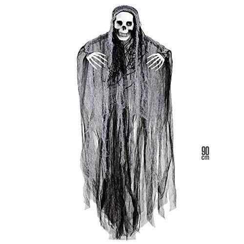 Widmann - 01383?Décoration pour Halloween - Faucheuse