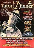 Tatort Dinner 2012 - Veranstaltungs-Poster A2