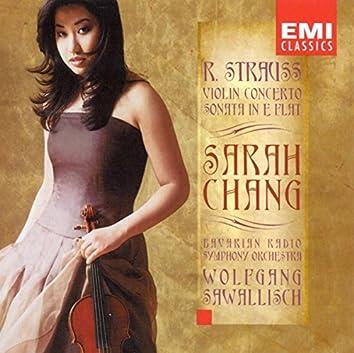 Strauss: Violin Concerto