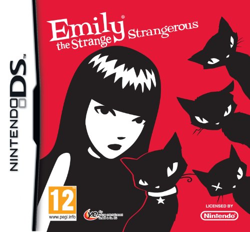 Emily The Strange: Strangerous (Nintendo DS/DSi)
