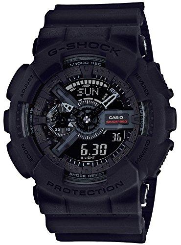 [カシオ] 腕時計 ジーショック 35th Anniversary BIG BANG BLACK GA-135A-1AJR メンズ ブラック