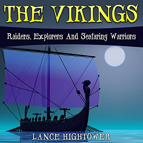 The Vikings audiobook cover art