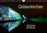 Gelsenkirchen 2022 (Wandkalender 2022 DIN A4 quer)