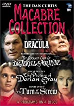 The Dan Curtis Macabre Collection: (Dracula / The Turn of the Screw / Dr. Jekyll and Mr. Hyde / The Picture of Dorian Gray)