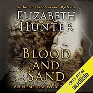 Blood and Sand audiobook cover art