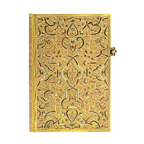 Paperblanks Gold Inlay Mini Li