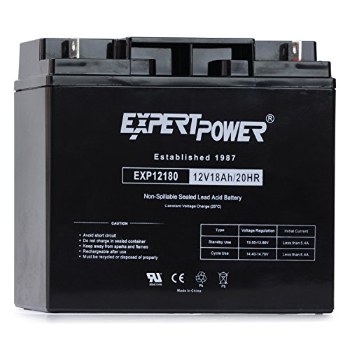 ExpertPower EXP12180 12V18AH Lead_Acid_Battery