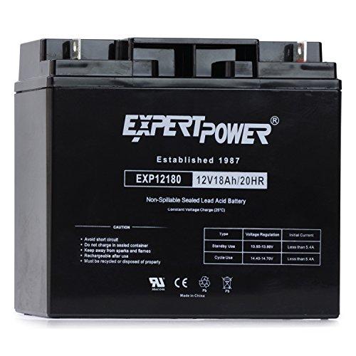 ExpertPower EXP12180 12V 18Ah Lead Acid Battery