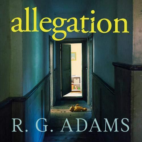 Allegation cover art