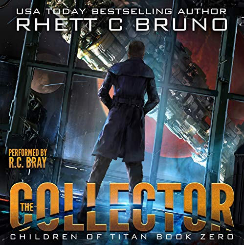 The Collector audiobook cover art