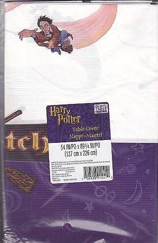 preferente Harry Potter Quidditch Party Table Table Table Cover 54  x 89 1 4   mejor calidad mejor precio