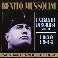 Benito Mussolini - I Grandi Discorsi #03 (1 CD)